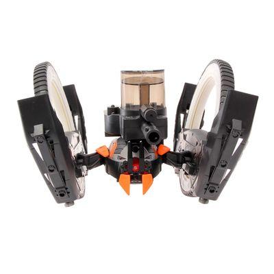 Машина-робот радиоуправляемая «Пришелец» с лазером, стреляет пулями, световые эффекты