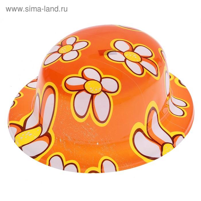 """Карнавальная шляпка """"Лето - большой цветок"""""""