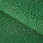 """Бумага гофрированная, 561 """"Тёмно-зелёная"""", 0,5 х 2,5 м"""