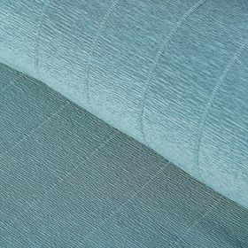 Бумага гофрированная, «Серый сахар», 0,5 х 2,5 м