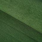 """Бумага гофрированная, 961 """"Темно-зелёная"""", 50 см х 2,5 м"""