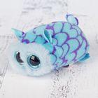 """Мягкая игрушка """"Совёнок MIMI"""", 10 см, цвет голубой"""