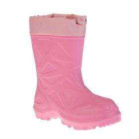 Boots children's art. 490 NU (light pink) (p. 25/26).