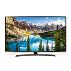 """Телевизор LG 49UJ634V, LED, 49"""", черный"""
