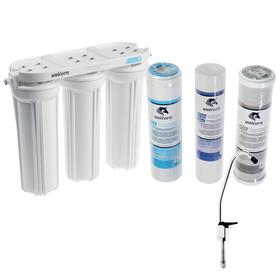 Водоочиститель Unicorn FPS 3, под мойку, для мягкой воды