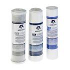 Комплект картриджей Unicorn K-CB, для глубокой очистки (PS-10. FCB-10. FCBL-10)