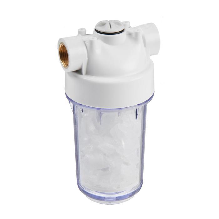 Магистральный фильтр Unicorn FMP 2P2V+ POLIFOS, для водонагревателей, насыпной