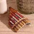 """Musical instrument """"Flute"""" 20х3х14 cm MIX"""