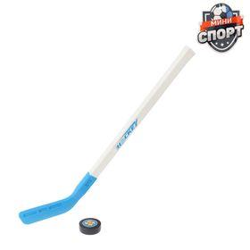 Игровой набор 'Хоккеист', 1 клюшка, 1 шайба Ош