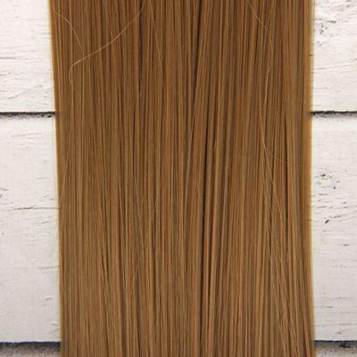 Волосы - тресс для кукол «Прямые» длина волос: 25 см, ширина:100 см, цвет № 22Т