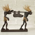 "Souvenir wood ""Aboriginal hunting"" 30х22х8 cm"