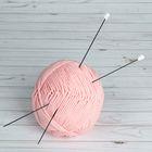 Спицы для вязания, прямые, оксидированные, d=1,8мм, 33см, 2шт