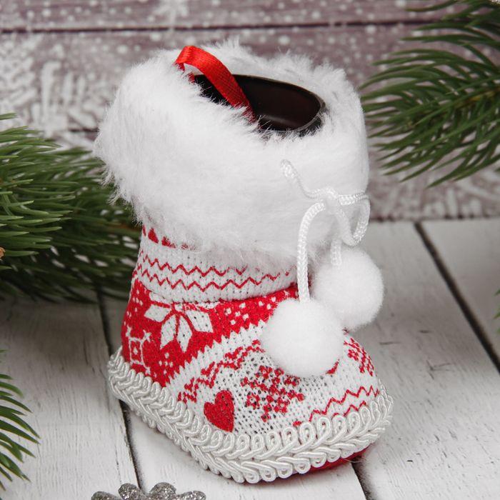 когда как связать новогодние носочки фото это грех, подарок