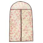 Чехол для одежды 60х137 см спанбонд, цветы МИКС