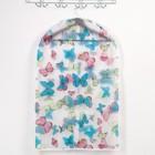 Чехол для одежды 60×90 см «Ассорти», ЭВА, рисунок МИКС - фото 4640347