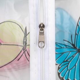 Чехол для одежды 60×90 см «Ассорти», ЭВА, рисунок МИКС - фото 4640348