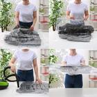 Вакуумный пакет для хранения одежды с крючком 67×90 см - фото 1733328