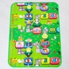 Коврик детский на фольгированной основе «Дороги», размер 116х88 см