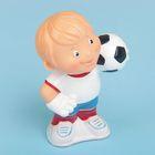 "Резиновая игрушка ""Футболист"""