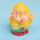 """Резиновая игрушка """"Толстяк с пропеллером"""""""