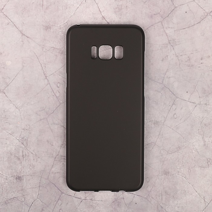 Чехол-крышка Deppa Air Case Samsung Galaxy S8 Plus, черный