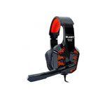 Гарнитура Blast BAH-630 Gaming, мониторная, черно-красная