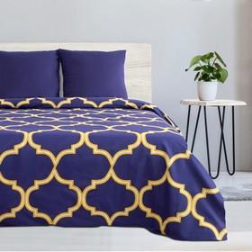 Постельное бельё Этель 1,5 сп «Вечер в Марокко» 143х215 см, 150х214 см, 70х70 см -2 шт