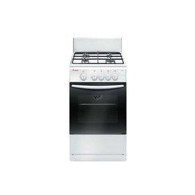 Плита газовая Gefest 3200-08 К85, 4 конфорки, 42 л, газовая духовка, белая