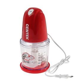 Измельчитель Centek CT-1391, 350 Вт, 500 мл, красный