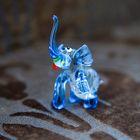"""Сувенир из стекла миди """"Слон"""", микс, 8,5 х 6,5 х 4,5 см"""
