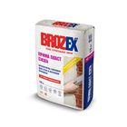 Смесь штукатурная Brozex Прима Пласт GP55  ГИПСОВАЯ 15,0 кг