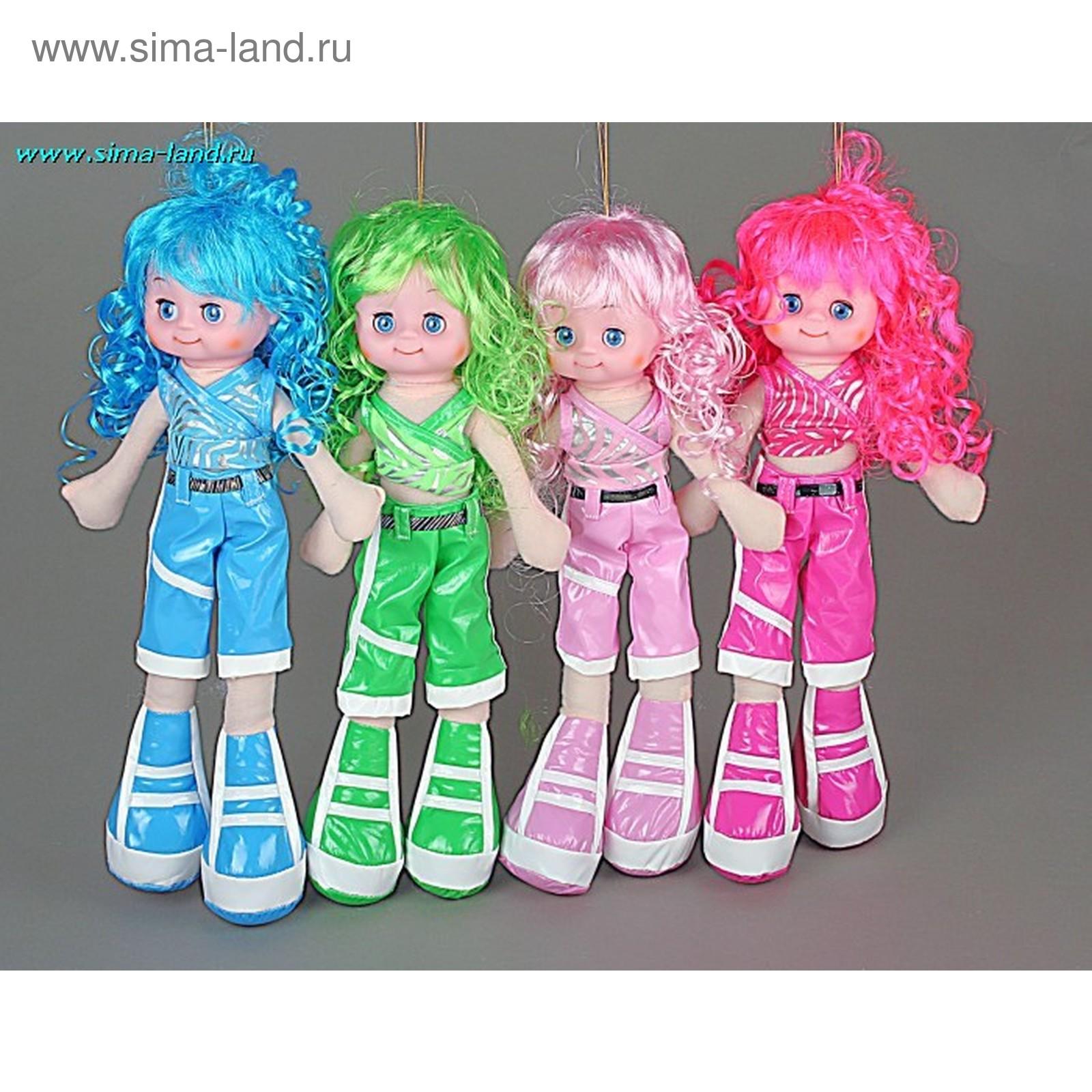 Игрушки из цветов для волос