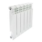 Радиатор биметаллический STI, 500х80 мм, 6 секции