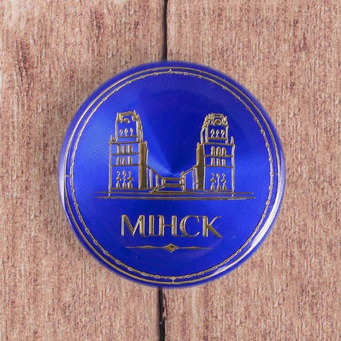 Значок «Минск» - фото 7471328