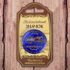 Значок «Новосибирск»