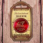 """Значок """"Пермь"""""""