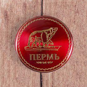 Значок «Пермь» Ош
