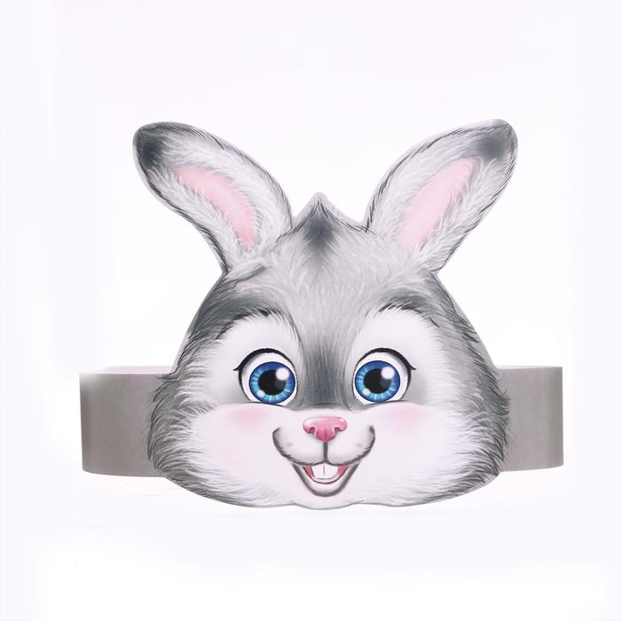"The mask on the rim ""Bunny"""