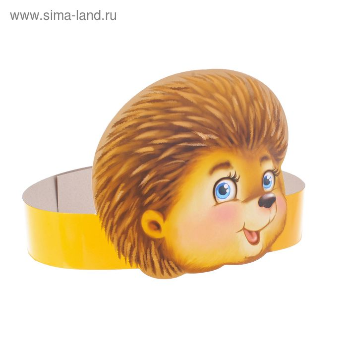 "The mask on the rim ""Hedgehog"""
