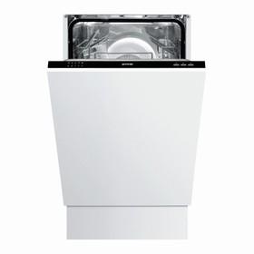 Посудомоечная машина Gorenje GV51011, класс А++, Ош