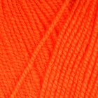 """Пряжа """"Пчелка"""" 100% акрил 500м/100гр (0499, ярко-оранжевый)"""