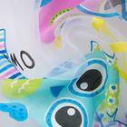 """Тюль """"Этель"""" в детскую Совята без утяжелителя, ширина 135 см, высота 270 см - фото 105553965"""