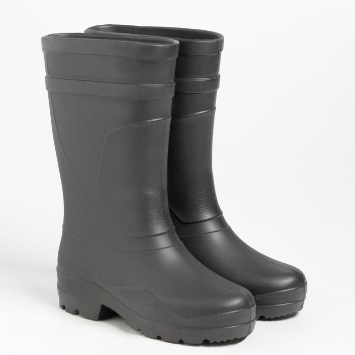 Сапоги мужские арт. Д31 ЭВА, цвет чёрный, размер 45 (29,2 см)