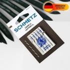 Иглы для бытовых швейных машин, для кожи, 5 шт, 130/705H LL, №№80(2),90(2),100