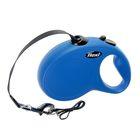 Рулетка Flexi  New Classic L (до 50 кг) лента 5 м, синяя