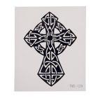 """Татуировка на тело """"Кельтский крест"""""""