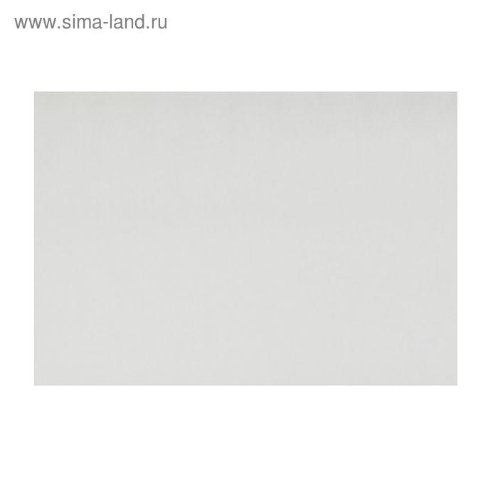 Картон белый А4, 25 листов, мелованный, плотность 240г/м2