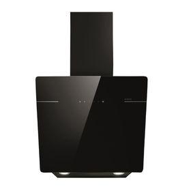 Вытяжка Elica L'ESSENZA BL/A/60, 290 Вт, каминная, электронное управление, чёрная