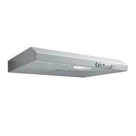 Вытяжка Jetair LIGHT IX/F/60, плоская, 350 м3/ч, 3 скорости, серебристая