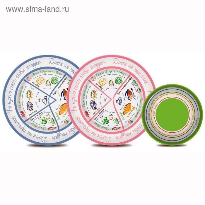 диета в тарелке